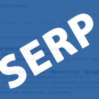 Какво означава SERP?
